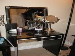 Furniture Trendy Diy Makeup Vanity Diy Homemade Vanity Mirror