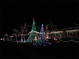 Rotary Lights Near Me Best Christmas Lights Near The Fox Valley 50 Displays For
