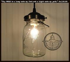 mason jar lighting fixture. mason jar pendant light vintage quart fixture the lamp goods lighting i