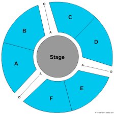 Le Reve Theater At Wynn Las Vegas Seating Chart