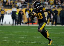 EDITORIAL: Dionte Johnson is Steelers' Rising Star