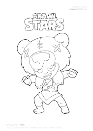 Brawl Stars For Coloring My Life As A Teenage Robot Gif Find