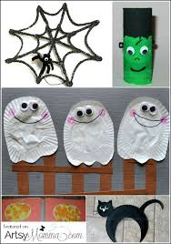 fb2f9114fe552e a scary halloween crafts not so scary halloween