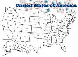 coloring book us map inspirationa map the us coloring page marinatower