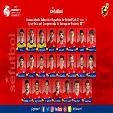 Below you find a lot of statistics for this team. Spain U21 Squad For European Championship In Poland Troll Football