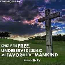 Christian Quotes On Grace Best Of Matthew Henry Quote Grace ChristianQuotes