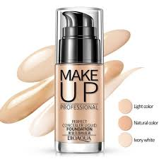 face foundation makeup base liquid foundation bb cream concealer whitening moisturizer oil control maquiagem foundation for oily skin full coverage