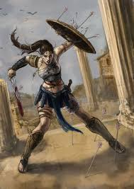 amazon warrior art. Beautiful Art Amazon Warrior Picture 2d Fantasy Girl Woman Amazon Warrior To Warrior Art Pinterest