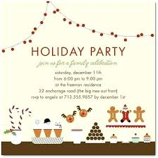 Company Holiday Party Invitation Wording Christmas Party Invitations For Business Corporate Holiday