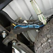 how to install a brake controller on chevrolet gmc 1999 2006 Trailer Backup Lights Wiring Diagram c connecting the wires first cut off the 4 pole on the provided 7 way or 6 way adapter in the installation kit quick splices are provided to connect to trailer backup lights wiring diagram