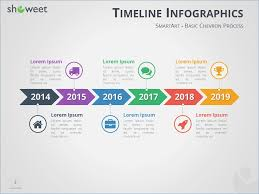 ppt smart art powerpoint smartart timeline skywrite me