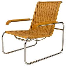 b 35 lounge chair by marcel breuer for thonet 1970s for