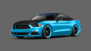 2015 Ford Mustang to Take SEMA by Storm With Over 12 Custom ...