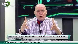 """Hıncal Uluç: """"Belhanda olduğu sürece Galatasaraylı değilim"""" - Dailymotion  Video"""