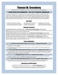 Cover Letter Sample Functional Resume Examples Sample Project