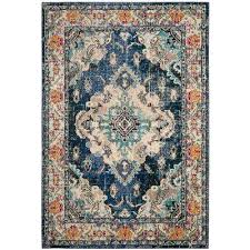 blue area rugs rugs the home depot with brown and blue rugs decorating