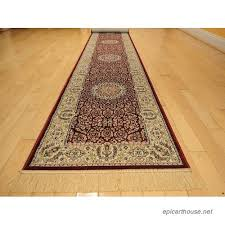 silk persian style area rug long hallway and stair runner area rugs carpet 2x12 hallway runners