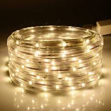 Areful Led Rope Lights Areful Led Rope Lights 16 4ft Waterproof Strip Light 3000k Soft White Indoor Outdoor Decorative Lighting For Home Christmas Holiday Garden Patio