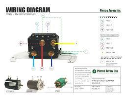 kfi contactor wiring diagram polaris winch with warn atv to badland Warn Winch 2500 Diagram winch contactor wiring diagram for warn control cable atv fancy and with kfi