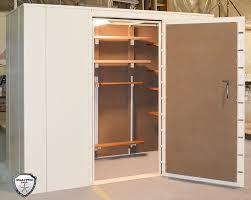 custom modular walk in gun room interior walk safe room w13 safe