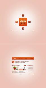 ajax website template. Pink Grey Designer Portfolio Website Template by Ares Bootstrap