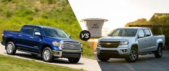 2016 Toyota Tundra VS 2016 Chevy Colorado: Which Is Better?