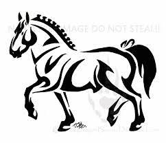 draft horse head silhouette.  Horse Image Result For Draft Horse Head Silhouette On Draft Horse Head Silhouette M