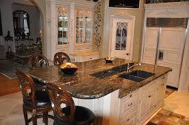 Granite Top Kitchen Island How To Make A Kitchen Island With Granite Top Best Kitchen