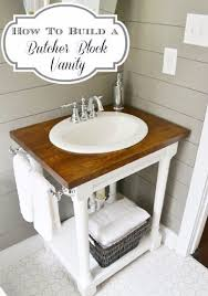 do it yourself bathroom. Here\u0027s How You Can Make A Beautiful New Vanity Either Out Of Your Interior Design Leftovers Or With Very Little Investment. Do It Yourself Bathroom