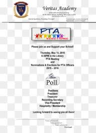 Pta Elections Flyer Free Download Candidate Voting Election Local Government Logo