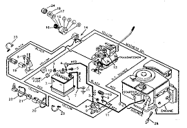 wiring diagram for murray riding mower wirdig