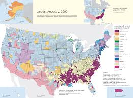 john brown s notes and essays maps that explain how america is where we come from us census bureau