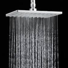 moen rain shower head. Moen Square Rain Shower Head F