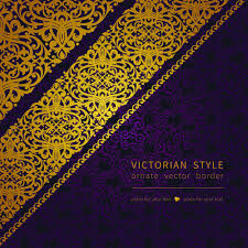 Pattern Background Vector Inspiration Victorian Ornate Floral Pattern Background Vector Free Vector In
