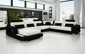 Modern Living Room Black And White Black And White Modern Living Room Ideas With Dark Furniture