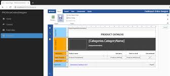 Fastreport Online Designer How To Use Online Designer With Fastreport Open Source In