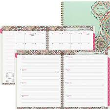 At A Glance Aag182905 8 5 X 11 In Marrakesh Weekly Monthly Planner