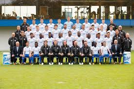 Nieuwe ploegfoto seizoen 2017-2018