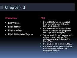 Night By Elie Wiesel Plot Chart Chapter By Chapter Plot Summary Ppt Video Online Download