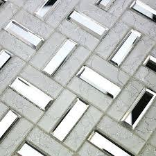 mirror floor tiles mirror tiles for walls crystal glass mosaic sheet wall stickers kitchen tile floor