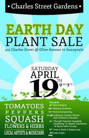 spring plant flyer schedule charles street gardens