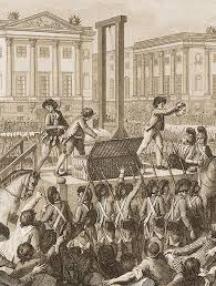 jack and jill poem and story french revolution execution reign of terror
