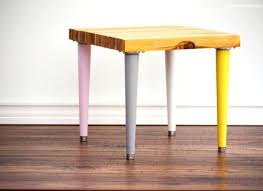 round tapered table legs 8 in wood round taper table leg