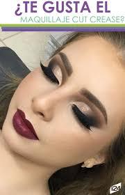 si quieres brillar la moda del maquillaje contrastado con brillos es una de las tendencias que está dando de qué hablar quieres aprender a maquillarte al