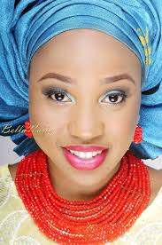 nigerian wedding bride inspiration bellanaija weddings bellevous makeovers lagos 00