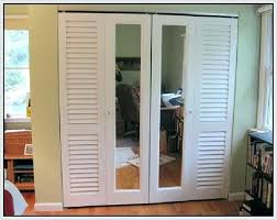 mirror closet doors wardrobe and bifold