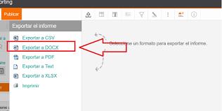 Report format is not exported in DOCX from Smar... | BMC Communities