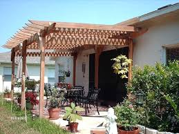 plans build pergola attached house to uk