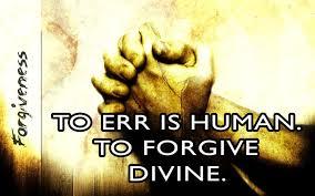 Free Essays On Forgiveness   Essay