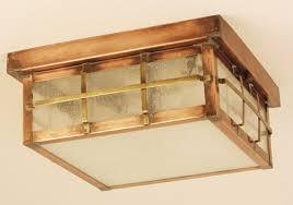 9c antique copper ceiling mount